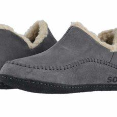 SOREL Manawantm II (Quarry/Coal) Men's Slippers