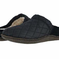 SOREL Nakiskatm Scuff (Black) Women's Slippers