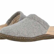 SOREL Nakiskatm Scuff (Natural Tan) Women's Slippers