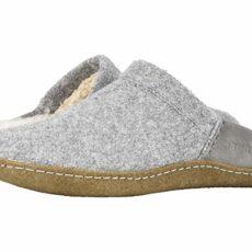 SOREL Nakiskatm Scuff (Quarry/Natural) Women's Slippers