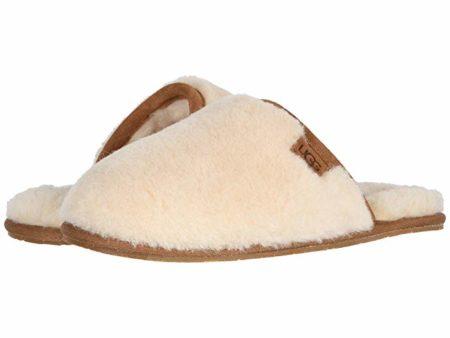 UGG Fluffette (Natural) Women's Slippers