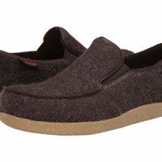 Giesswein Innsbruck (Dark Brown) Slippers