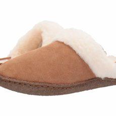 SOREL Nakiskatm Slide II (Camel Brown/Natural 2) Women's Slippers