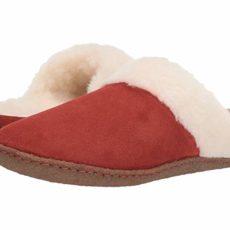 SOREL Nakiskatm Slide II (Carnelian Red 2) Women's Slippers