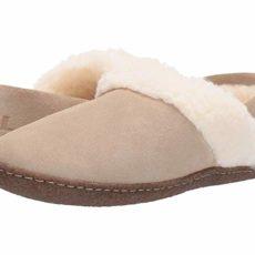 SOREL Nakiskatm Slipper II (British Tan/Natural 2) Women's Slippers