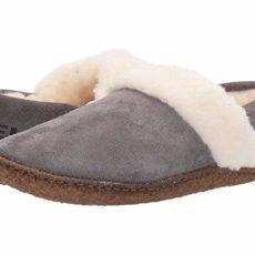 SOREL Nakiskatm Slipper II (Quarry/Natural 2) Women's Slippers