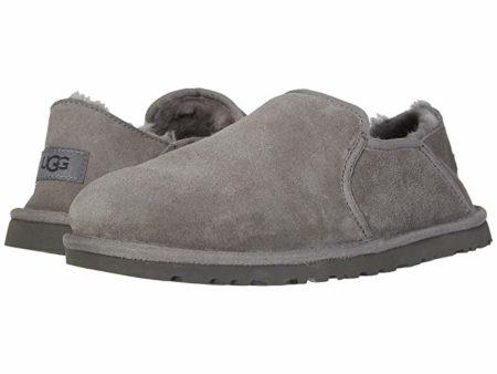 UGG Kenton (Charcoal) Men's Slippers
